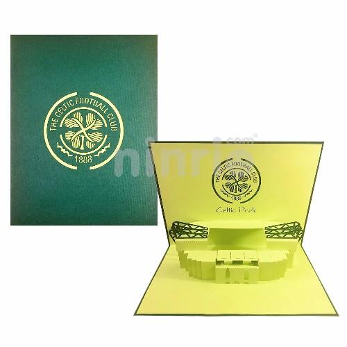 Thiệp sân Celtic Park - Thiệp sân vận động