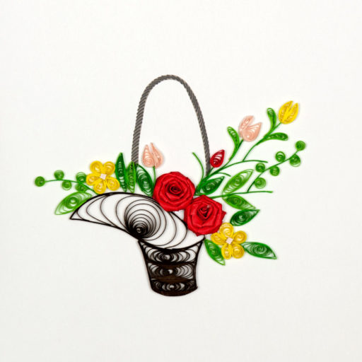 Giấy Cuộn - Quilling