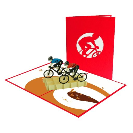Sport 3D Card - Birthday Card