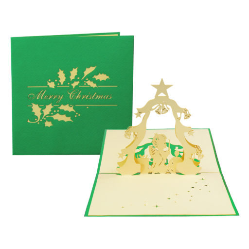 Prayer Christmas Card,