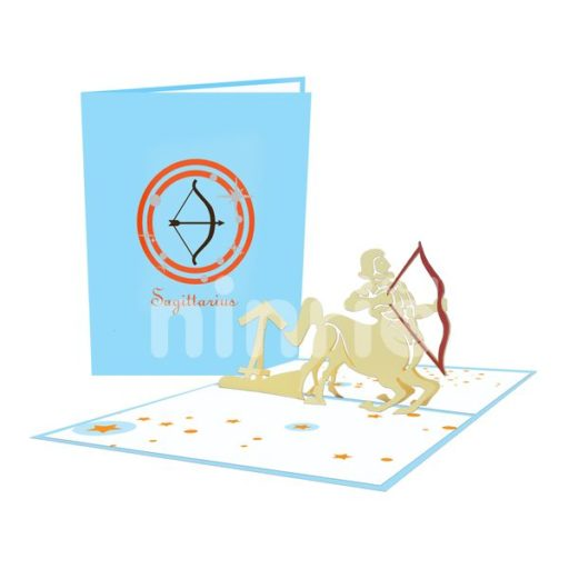 Sagittarius Card – Zodiac Card